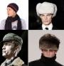 Мода на МУЖСКИЕ ГОЛОВНЫЕ УБОРЫ 2012-2013