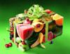 Полезные продукты питания, содержащие антиоксиданты