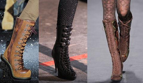 Модная обувь сезона