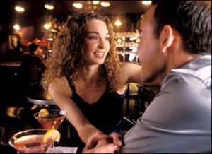 знакомство с парнями - как правильно себя вести