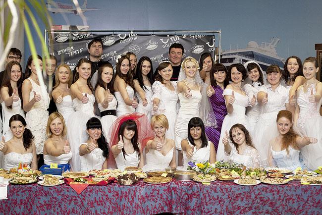 Фестиваль невест выбрал Гостеприимную невесту