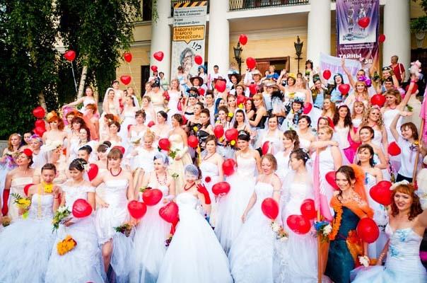 Тюменские невесты