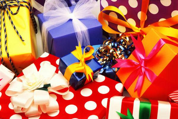 Подарки кновому году