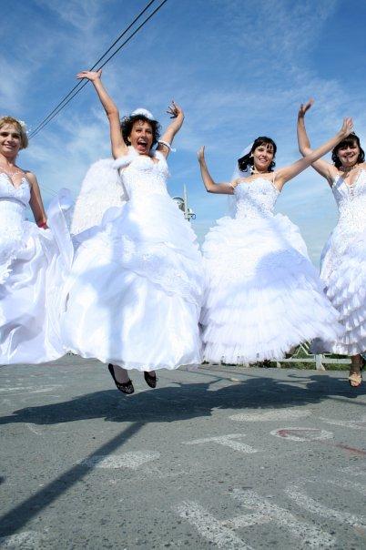 Тюменские невесты 2010
