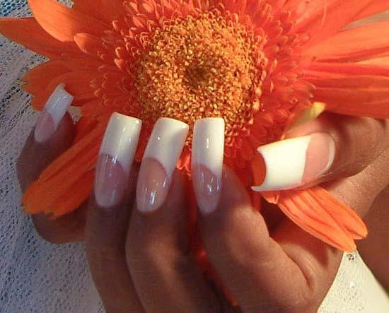 Свои ногти