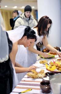Тюменский Фестиваль невест