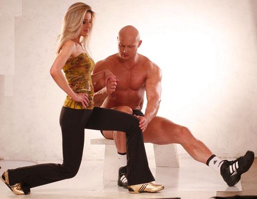Смотреть на Мета Фото онлайн бесплатно.  Персональный тренер по бодибилдингу из Киева - Юрий Спасокукоцкий.