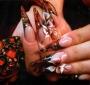 Дизайн ногтей Акриловыми красками