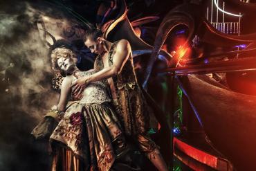 Образы на Хеллоуин, Тюмень