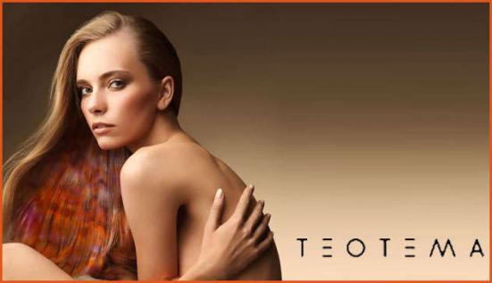 Теотема окрашивание волос в Тюмени